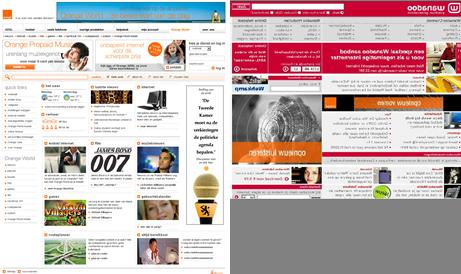 Werk Duimel bij Wanadoo en Orange online